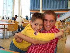 2008 Mayo 28 - Steve y David Wilson