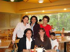 2008 Julio 31 - Cafecito Amigas