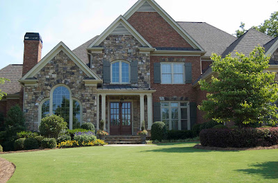 front yard landscaping design and home garden ideas