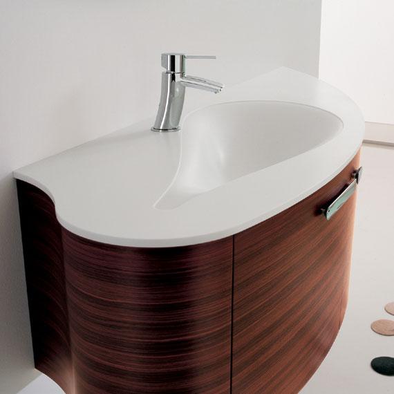 Modern bathroom design wash basin sinks for Designer bathroom sinks basins