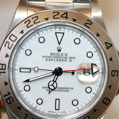 Rolex Explorer II LUXURY WATCH, designer watches, luxury wrist watch