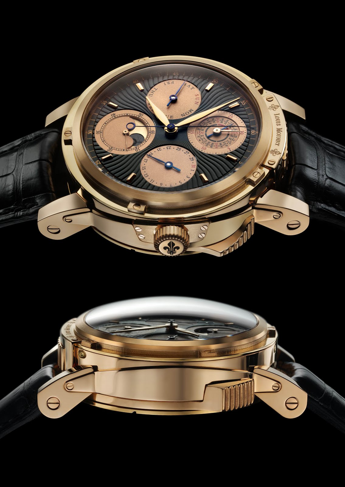 Louis Moinet Magistralis luxury watch
