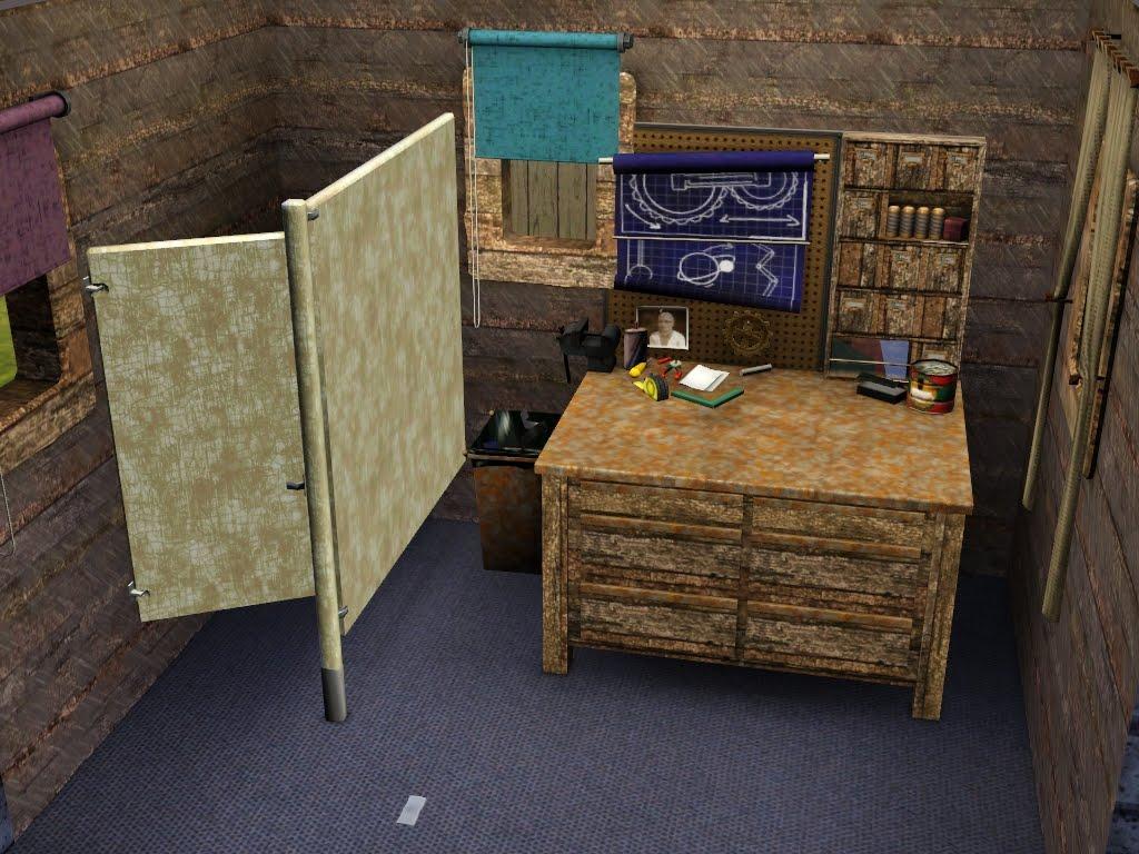 Bathroom Stall Sims 4 fuzzy logic dishwasher: little robot shack