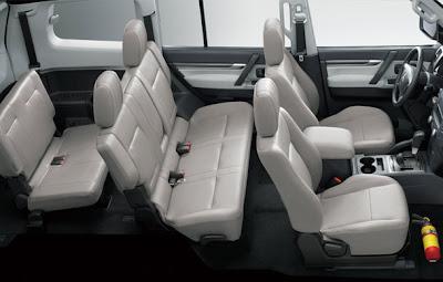 Mitsubishi Pajero 2010 cars