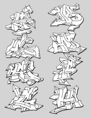 Styling and design graffiti street art photography graffiti graffiti alphabets letter 3d wild style thecheapjerseys Image collections