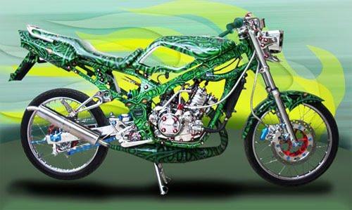 Harga Kawasaki Ninja 150 Rr. Kawasaki Ninja 150 Rr Drag