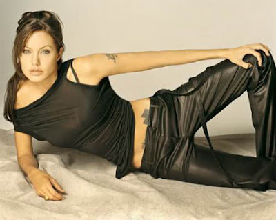 Celebrity Tattoos Angelina Jolie