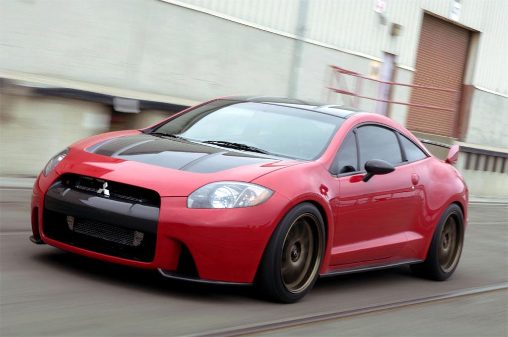 2012 Mitsubishi Eclipse GS