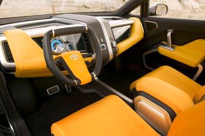 Toyota A-BAT Hybrid Jeep