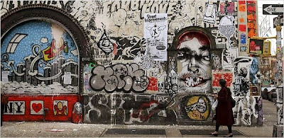New York Graffiti Galleries
