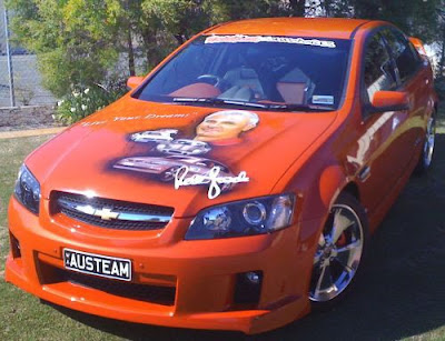 costum car airbrush