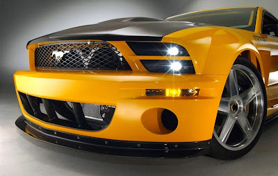 Mustang GT-R concept