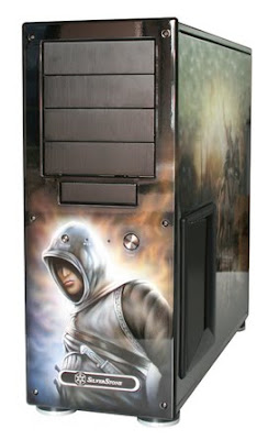 Airbrush on PC Assain Game Design Airbrushed