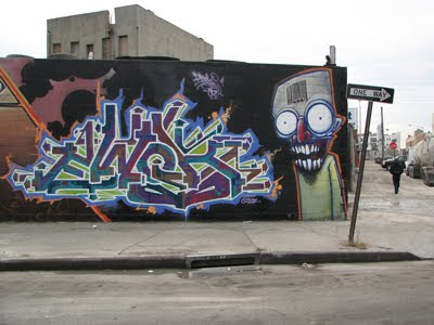 Wallpaper Graffiti D