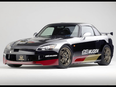 2005 King Motorsports Mugen Honda S2000 Car Wallpaper