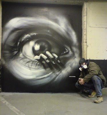Best graffiti - Realistic Graffiti Street Art images 3