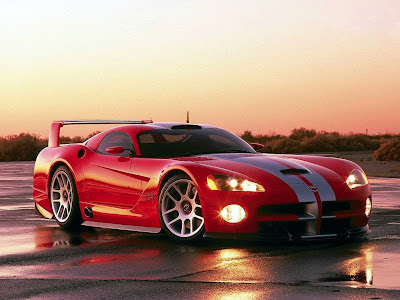 Exotic Car Wallpapers Dodge Viper SRT10 01