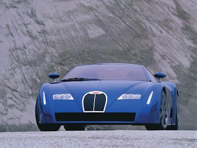 Fast Car Bugatti Chiron