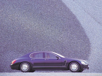 Bugatti EB 218 Modern Car