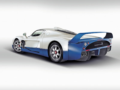 Maserati MC12 Fast Car
