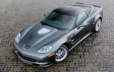 chevrolet corvette 2010 picture