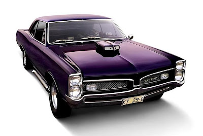 Cool Cars GTO Fast Car