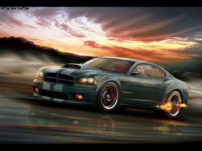 Cool Cars Dodge Charger Wallpaper