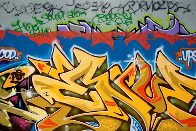 Graffiti Alphabet Letters Art 2