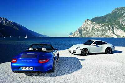 New Cars 2011 Porsche 911 Carrera GTS 5