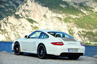 New Cars 2011 Porsche 911 Carrera GTS 1
