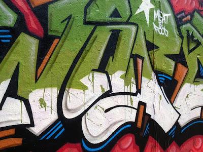 Graffiti alphabet letters styles 3
