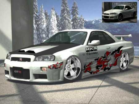 nissan skyline wallpaper. Hot Cars gt;gt;Nissan Skyline Car