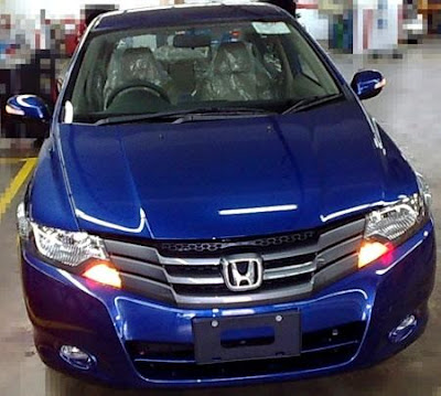 Hot Cars All New Honda City