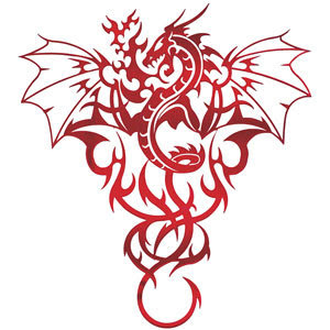 Best Tribal Tattoos Dragon Tattoo Designs 1