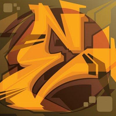 3d graffiti alphabet letters z. 3d graffiti alphabet letters z