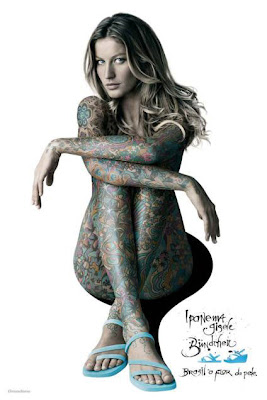 Female Full Body Tattoo Photography 1