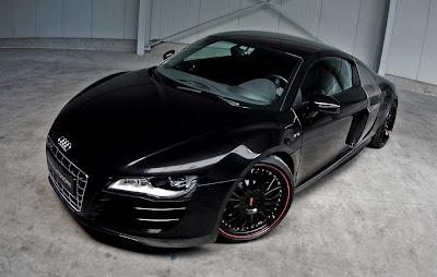 extreme car AUDI R8 Wallpaper