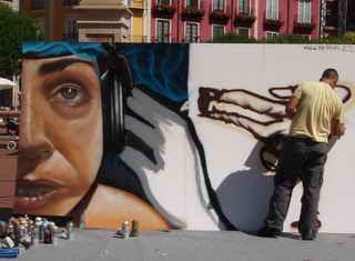 New Graffiti Wallpaper 2023
