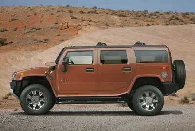 HUMMER H2 Black Chrome Limited Edition Picture