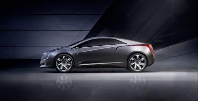 2009 Cadillac Converj Concept Picture
