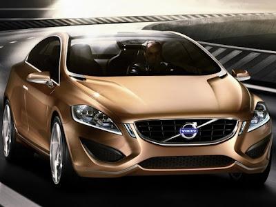 Volvo S60 Elegant Car Concept 3