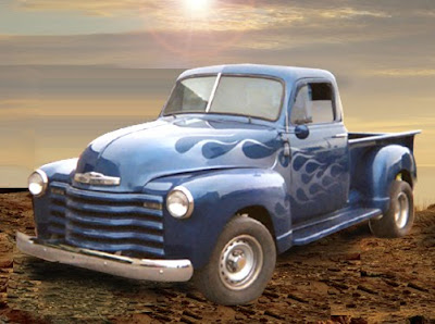 Classic Car Airbrush Designs