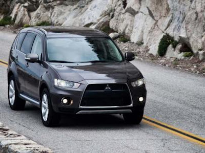 2010 Mitsubishi ASX 1.8L Turbocharged 2