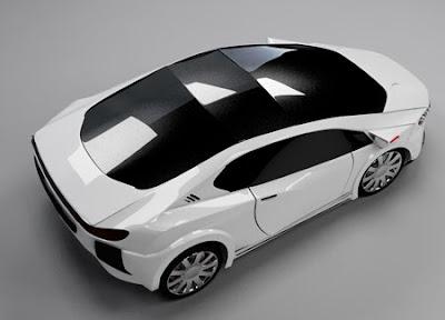 2011 Calypso sports car 2