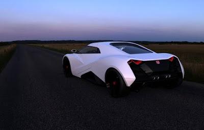 2011 Honda RA X Concept Sports Car 7