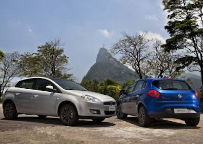 2011 Fiat Bravo Hatch Receives Photography 4