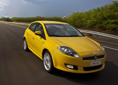 2011 Fiat Bravo Hatch Receives Photography 2