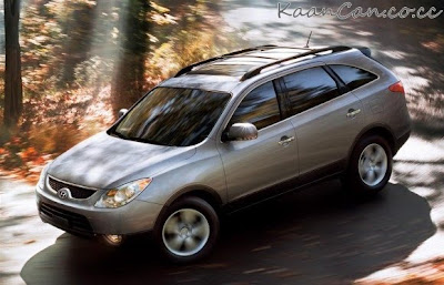 2011 Hyundai Veracruz Review 4