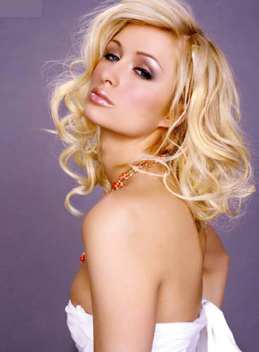 Cool Paris Hilton Celebrity Hairstyles Pictures
