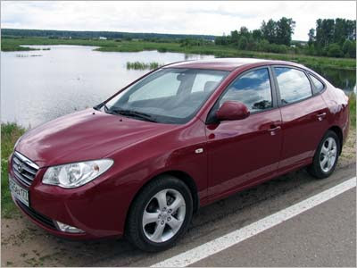 2011 Hyundai Elantra 1